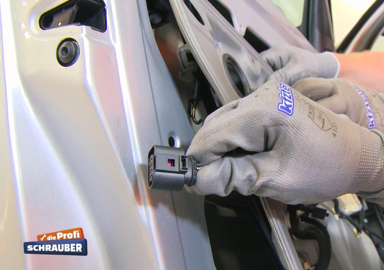 Fensterheber wechseln - Mit Videoanleitung reparieren