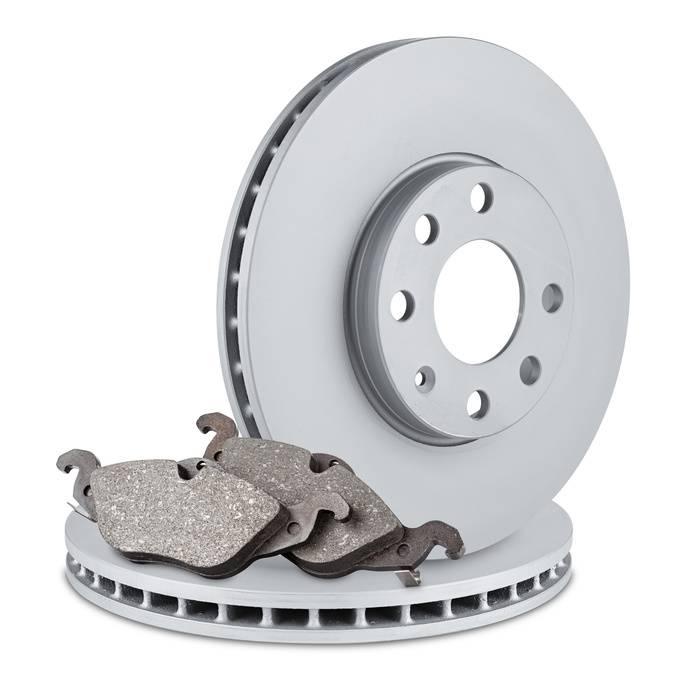 Bremsen Set inkl 1420-22191 von ATE f/ür Opel Suzuki Bremsanlage Bremsscheiben /& Bremsbelagsatz u.a Vorderachse