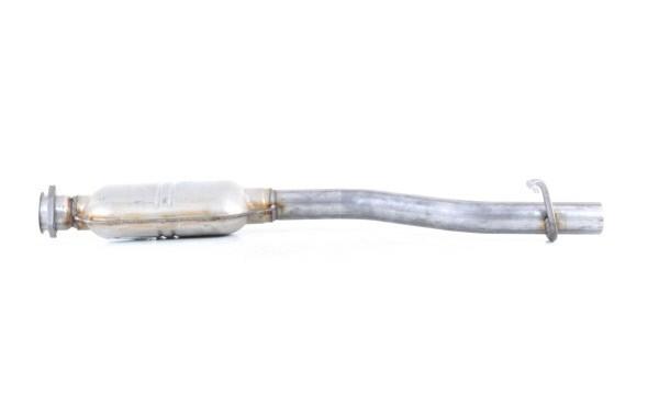 Endschalld/ämpfer Auspuff Inkl Montagesatz 1220-19615 D/ämpfer Abgasanlage