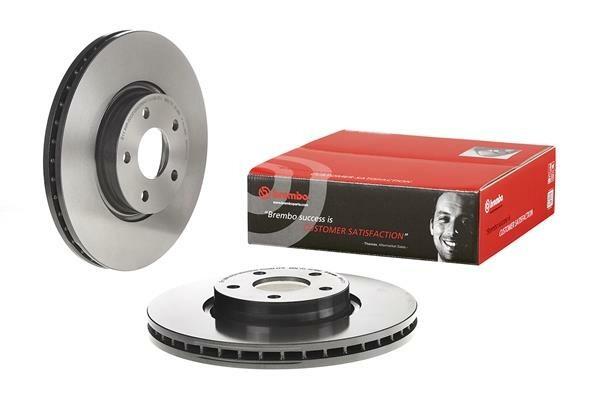 Brembo2x Disque De Frein pelliculés Disc Line ventilée naturellement Ø 300 mm avant 09.a427.21