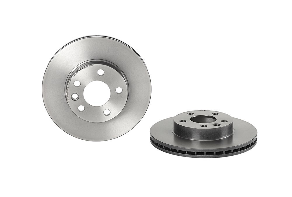 Bremsscheibe 'COATED DISC LINE'