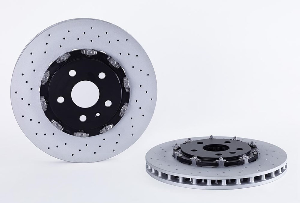 Bremsscheibe 'TWO-PIECE FLOATING DISCS LINE'