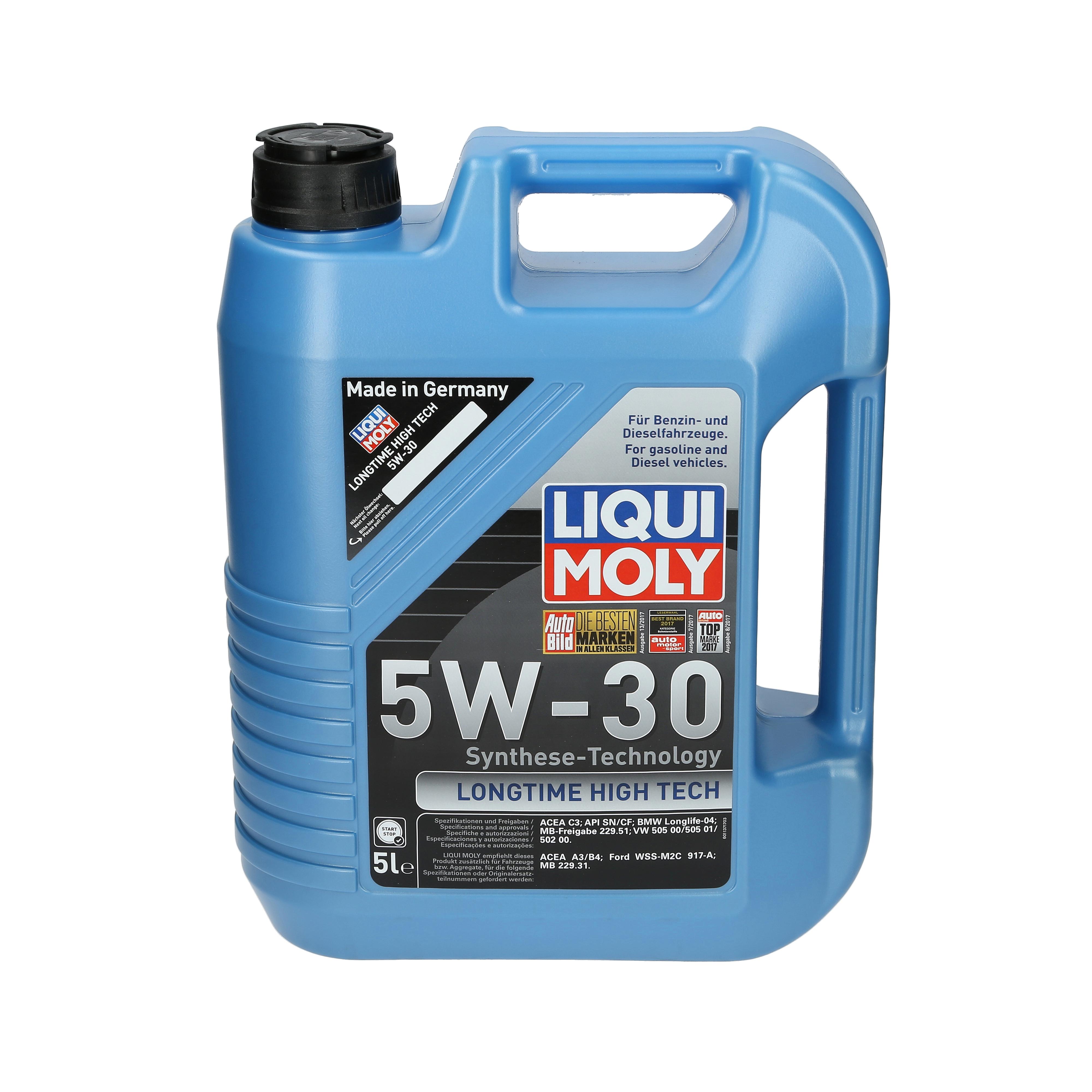 Motoröl ´Longtime High Tech 5W-30´ | LIQUI MOLY (1137)